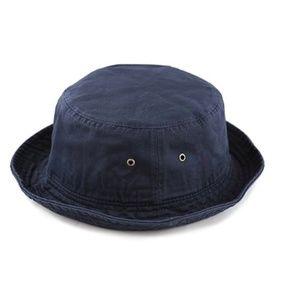 Other - Unisex Navy Bucket Fishing Hat